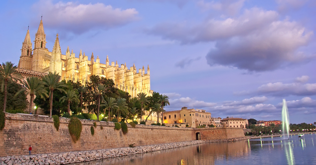 Palma de Mallorca Shore Excursions