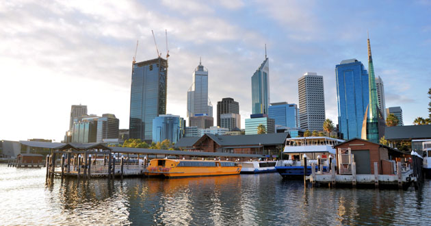 Perth (Fremantle) Cruise Port