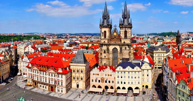 Prague Cruise Port