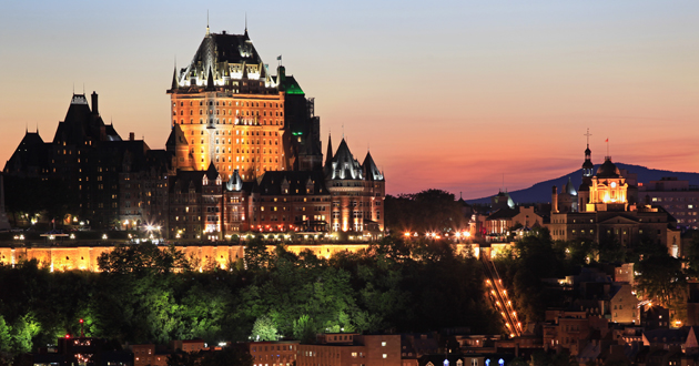 Quebec City Shore Excursions