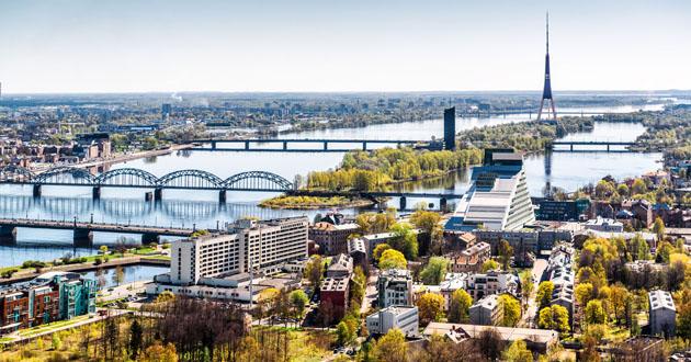 Riga Cruise Port