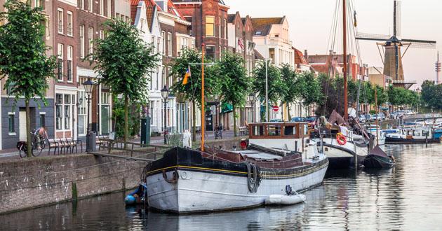 Rotterdam Shore Excursions