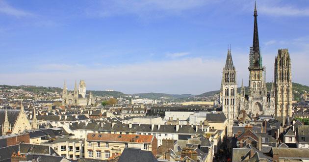 Rouen Cruise Port