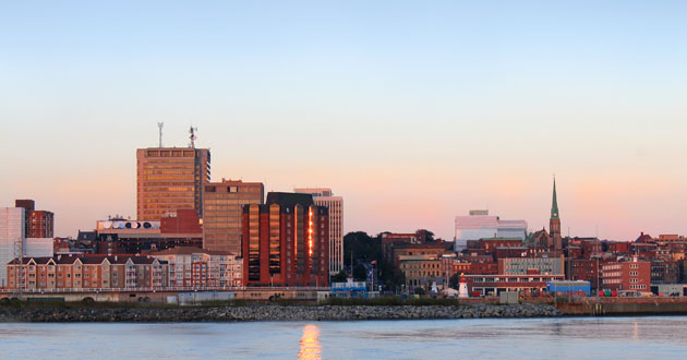 Saint John (New Brunswick) Cruise Port
