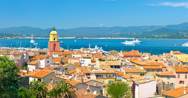 Saint-Tropez Cruise Port