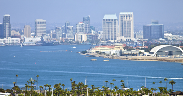 San Diego Cruise Port