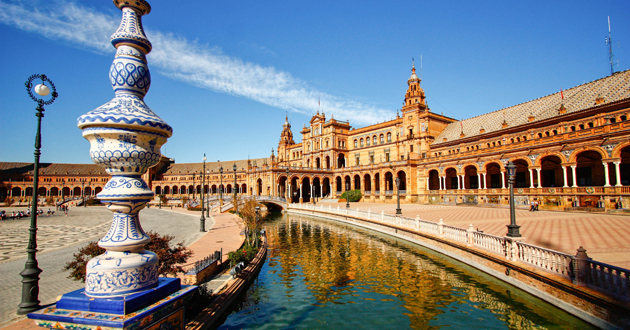 Seville (Cadiz) Cruise Port