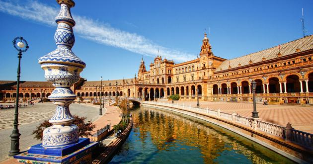 Seville  Shore Excursions