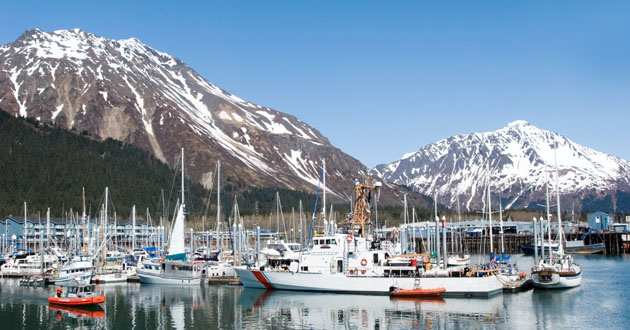 Seward Cruise Port