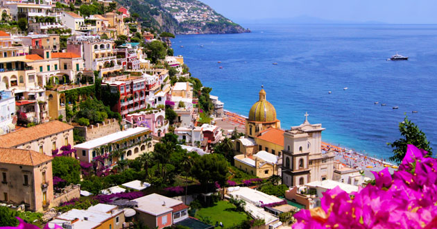 Sorrento Shore Excursions