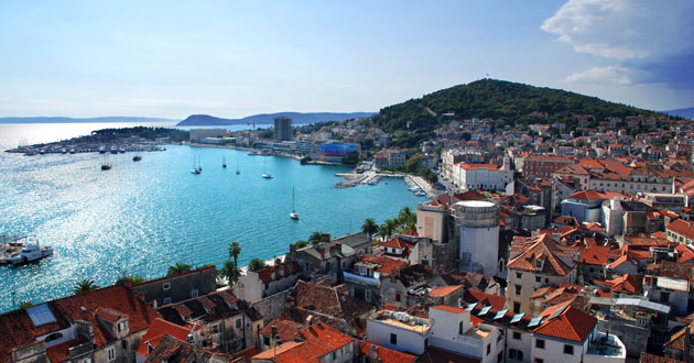 Split Cruise Port