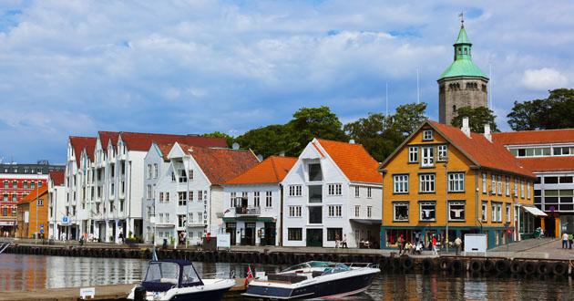 Stavanger Cruise Port