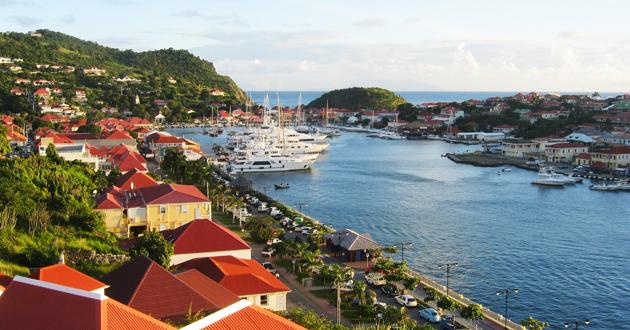 St. Barts Cruise Port