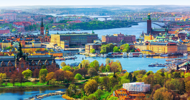 Stockholm Cruise Port