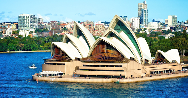 Sydney (Australia) Cruise Port