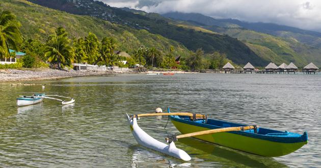Tahiti (Papeete) Cruise Port
