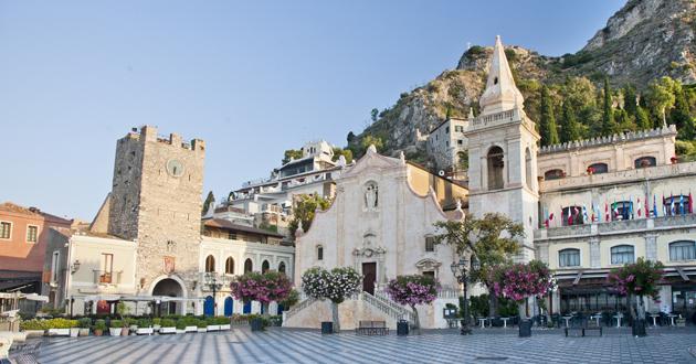 Taormina (Messina) Cruise Port