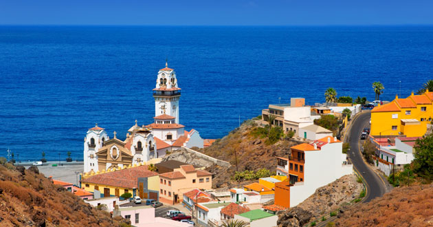 Tenerife Shore Excursions