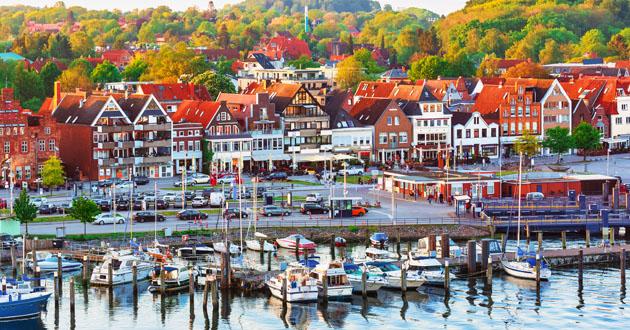 Travemunde (Lubeck) Cruise Port