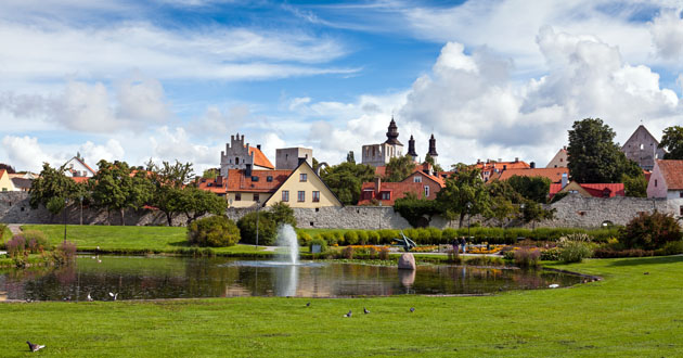 Visby Shore Excursions