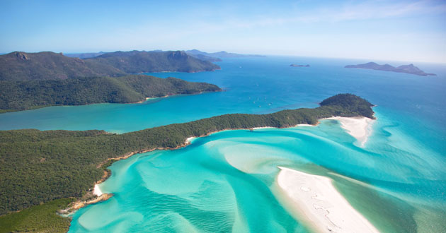 Whitsundays Shore Excursions
