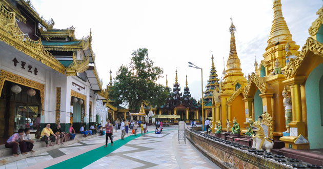 Yangon (Rangoon) Shore Excursions