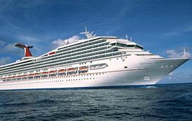 Carnival Cruise Lines' Carnival Triumph Cruise Ship