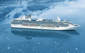 Coral Princess Deck Plans