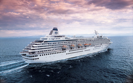 Crystal Symphony Deck Plans