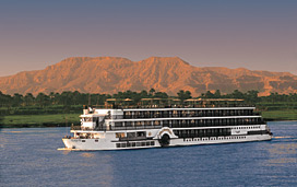 Oberoi Philae, Nile Cruiser