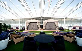 Azura Deck Plans