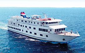 American Glory Deck Plans