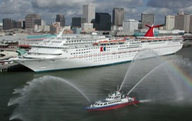 Not Again Carnival Cruise Ship Delayed Due To Bad Weather - Cruise ship delayed