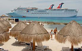 Carnival Fascination Deck Plans