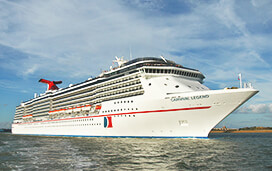 Carnival Legend Deck Plans