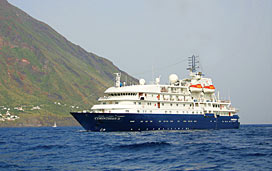 Corinthian II Cruise Ship