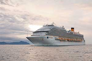 Costa Diadema Deck Plans