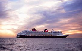 Disney Dream Deck Plans
