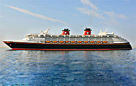 Disney Magic Deck Plans