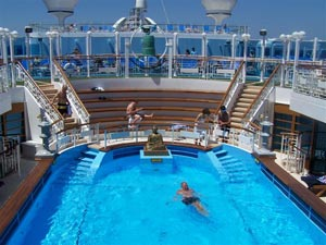 Emerald Princess Deck Plans