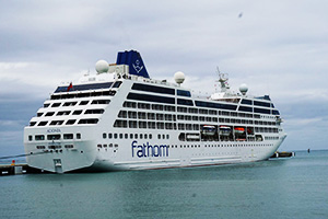 Fathom Adonia Cruise Ship Reviews 2016 - Cruise Critic