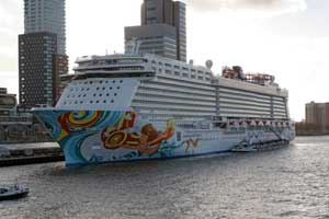 Norwegian Getaway Deck Plans