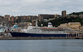 Marco Polo Cruise Ship
