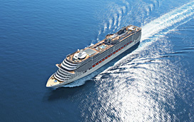 MSC Cruises Ups Smoking Policy To Accommodate North American - Smoking policy on cruise ships