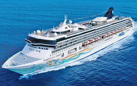 Norwegian Spirit Deck Plans