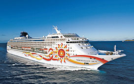 Norwegian Sun Deck Plans