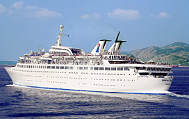 Louise Cruise Lines' Orient Queen