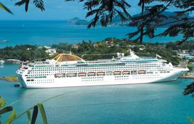 Oceana Deck Plans
