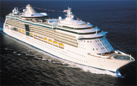 Royal Caribbean's Brilliance of the Seas