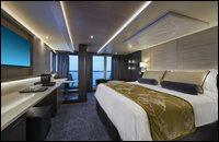 Concierge Villa Suite with Balcony